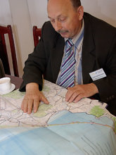 Wójt gminy Darłowo Franciszek Kupracz